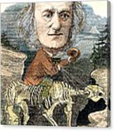 Sir Richard Owen (1804-1892) Canvas Print