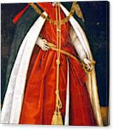 Sir Robert Devereux (1566-1601) Canvas Print