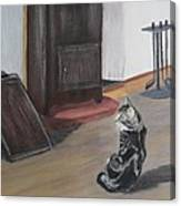 Sir Toby Canvas Print