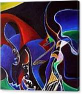 Sirens Scylla And Charybdis Canvas Print