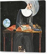 Sister Margaret Canvas Print