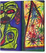 Sketchbook Image 5 Canvas Print