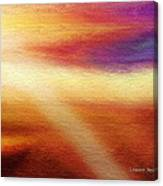 Skies 5 Canvas Print
