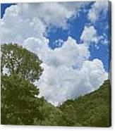 Skies Of Minas Gerais 15 Canvas Print