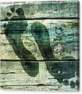 Skinny Dipp'n Canvas Print