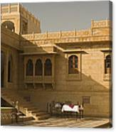 Skn 1322 Palatial Architecture Canvas Print