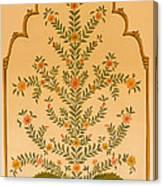 Skn 1324 Dextrous Devotion Canvas Print