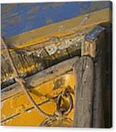 Skn 1394 Dilapidated Boats Canvas Print