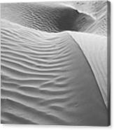 Skn 1415 The Flow Of Ripples Canvas Print