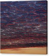 Skc 0338 Sky Desert Canvas Print