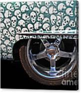 Skull Patterns Canvas Print