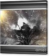 Sky Blast 2 Canvas Print
