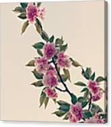 Sky Bloom Canvas Print