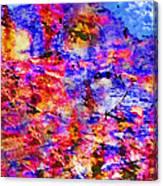 Sky Break Through Canvas Print