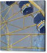 Sky Buckets Canvas Print