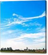 Sky High Canvas Print