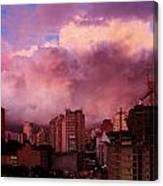 Sky II Canvas Print