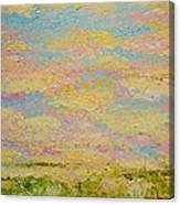 Sky Light Canvas Print