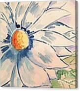 Sky Lillie Canvas Print