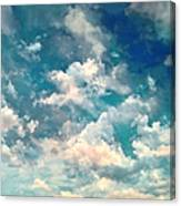Sky Moods - Refreshing Canvas Print