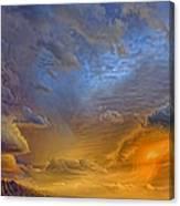 Sky Painting Photo 3621 Canvas Print