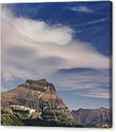 Sky Sweep Canvas Print