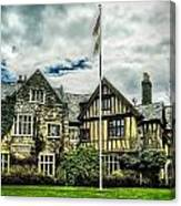 Skylands Manor Canvas Print