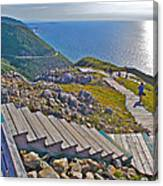 Skyline Trail In Cape Breton Highlands Np-ns Canvas Print