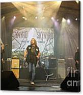 Skynyrd-group-7063 Canvas Print