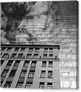 Skyscraper 5b Canvas Print