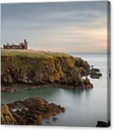 Slains Castle Sunrise Canvas Print