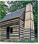 Slave Cabin Canvas Print