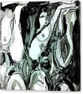 Sleepers Canvas Print