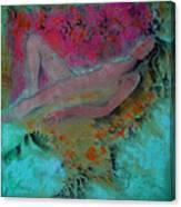 Sleeping Beauty II Canvas Print