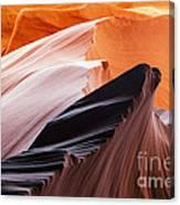 Slot Canyon Swirl Canvas Print