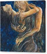 Slow Dancing IIi Canvas Print