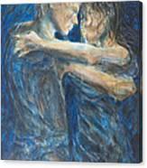 Slow Dancing Iv Canvas Print