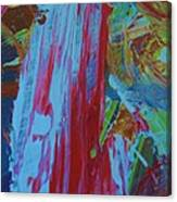 Slow Your Dali Canvas Print