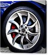 Slr Wheel Canvas Print
