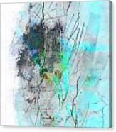 Smells Of Rain  Canvas Print