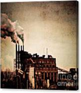 Smelter Canvas Print