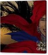 Smilenea Canvas Print
