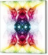 Smoke Art 57 Canvas Print