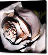 Smoked Rose Canvas Print