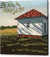 Smokehouse Canvas Print