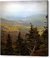 Smokey Mountain High Canvas Print
