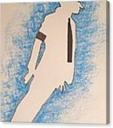 Smooth Criminal Canvas Print