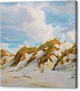 Smyrna Dunes Canvas Print