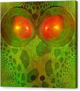 Snake Eyes Canvas Print