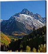 Sneffels Panorama Canvas Print